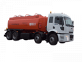 Transportation of light oil products and oils by fuel trucks. Volumes: 2365, 2405, 4770, 9100, 15000, 16550, 20865, 22340, 24455, 30210, 34775, 35415, 35595, 36600.
