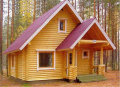 Bâtiment et réparation des maisons en bois