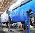 Подготовка автобусов к продаже в Одессе