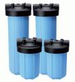 Монтаж системы фильтрации воды