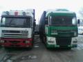 Автомобильные международные перевозки