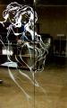 Глубокая пескоструйная обработка стекла и зеркала