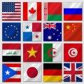 Изготовление флагов с эмблемой футбольного клуба, страны, корпоративные флаги