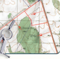Геодезические работы по инвентаризации и установлению границ земельных участков