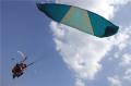 Полеты на параплане  с инструктором
