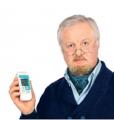 Дэнс. Медицинский прибор для рефлексотерапии, предназначенный для использования в домашних условиях.