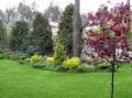Устройство газонов и цветников