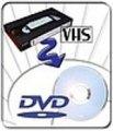 Оцифровка видеокассет и запись на ДВД диски