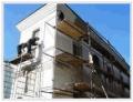 Утепление фасадов мокрим способом, вентилируемых фасадов и изготовление декоративных елементов из пенопласта в Киеве