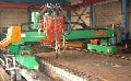 Gas-plasma sample cutting of ferrous and non-ferrous metals