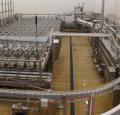 Монтаж оборудования отделения твердых и плавленых сыров