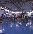 Антикоррозийная обработка планера вертолетов и самолетов, покраска ЛА полиуретановыми эмалями фирмы Дюпон
