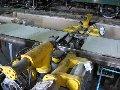 Разработка станков для обточки колесных пар локомотивов