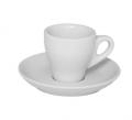 Чашка кофейная с блюдцем под печать