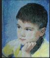 Машинная вышивка портретов. Одесская область