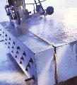 Резка железобетонных массивов канатной пилой