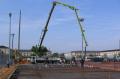 Услуги по заливке бетона