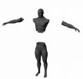 3D дизайн персонажей и игрушек