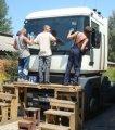 Установка автостекол на грузовые автомобили