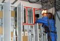 Электромонтаж конструкций внешних инженерных сетей и систем
