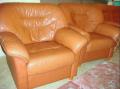 Покраска, реставрация кожаной мебели