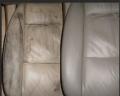 Реставрация, покраска кожаных сидений