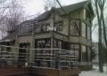 Строительство домов срубов из цельного оцилиндрованного бревна, Киев