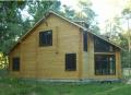 Строительство домов из клееного профилированного бруса