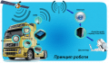 GPS - мониторинг службы доставки
