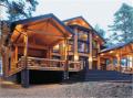 Строительство домов из дерева, дома из оцилиндрованного бруса