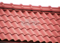 Services in roofing works and external facing of walls