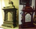 Реставрация мебели старинных часов. Качество и цена.