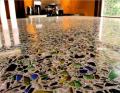 Укладка бетонных, мраморных, мозаичных полов в промышленных, торговых и складских помещениях по технологии СУПЕРПОЛ