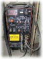 Repair of the welding equipment.
