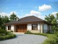 Дизайн, отделка фасадов зданий натуральным камнем   Крым