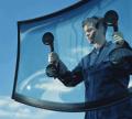 Монтаж и установка автобусного стекла