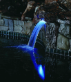 Строительство водоемов, Освещение водоема