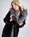 Перекроить воротник в шубе, пальто, кожаной куртке в ателье по ремонту одежды. Киев