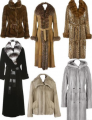 Заузить рукава в шубе, дубленке, пальто в ателье Киев