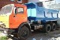 Грузовые перевозки КАМАЗ 5320.