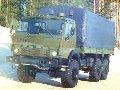 Грузовые перевозки КАМАЗ 43105