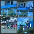 Мойка окон, мытье витрин и фасадов; мойка рекламных вывесок на магазинах, офисах, торговых центрах.