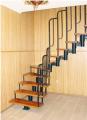 Монтаж модульных лестниц