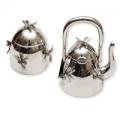 Серебрение любых поверхностей и любых размеров, покрытие различных изделий серебром 925 пробы