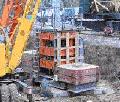 Установки УВТ-200 вдавливающих технологий для безопасного возведения фундаментов, граждений, закрепления грунтовых массивов, инъектирования и др. на основе статического погружения и извлечения строительных элементов