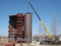 Строительство складов и хранения жидких минеральных удобрений
