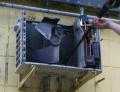 Проверка промышленных деталей электрооборудования и электронных плат наружного и внутреннего блока кондиционера
