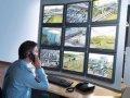 Видеоконтроль движения автотранспорта. Идентификация госномера  а/м.