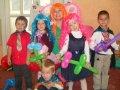 Феи Винкс на детский праздник Харьков