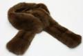 Пошив шарфа с меха норки, лисицы, енота в ателье Киев, качественно и недорого.